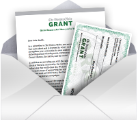 Boston Globe GRANT Program 2018
