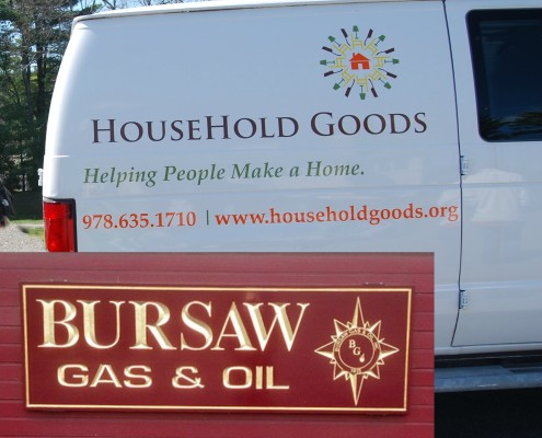 gallons for household goods