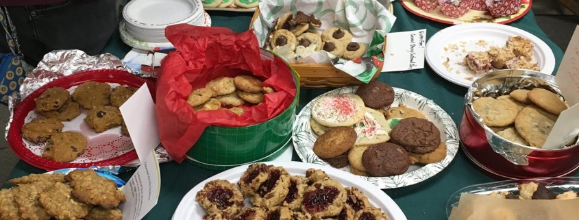 5th annual cookie swap 12-2016