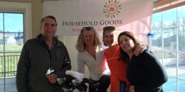 TFG SpinRaiser Raises over $3,500 for Household Goods