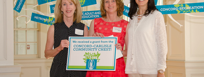CC Community Chest Recipients