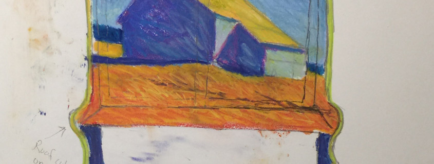 Peter Batchelder-bench sketch