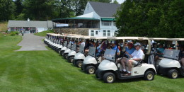 Thanks to all who made the 3rd Home in One Golf tournament a success