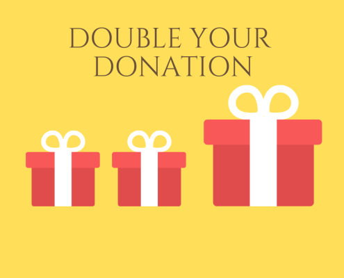 Double your donation-2